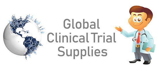 Global Clinical Trail Supplies India, North America, Brazil, and China